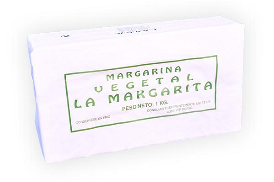 Foto de Margarinas en barra y planchas