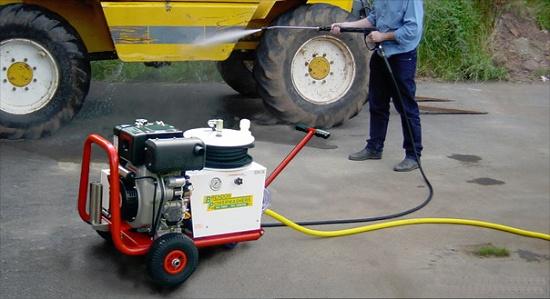 Foto de Lavadores gasolina móviles