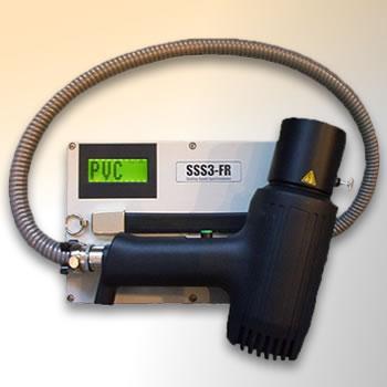 Foto de Detectores compactos para productos ignífugos y PVC