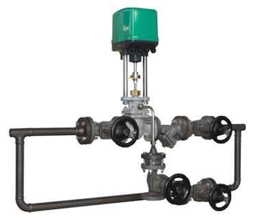 Foto de Módulos para regulación de agua de alimentación