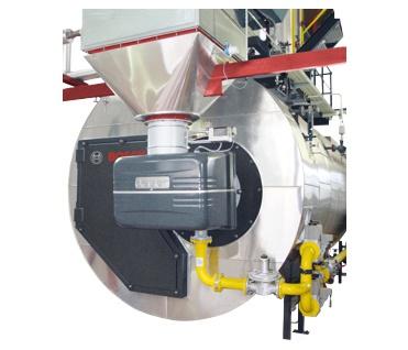 Foto de Sistema de precalentamiento de aire