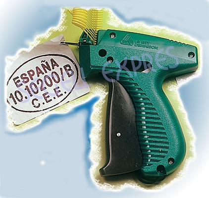 Foto de Pistola de navetes cárnica