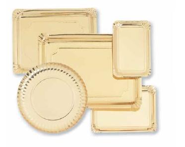 Foto de Bandejas y platos en cartón