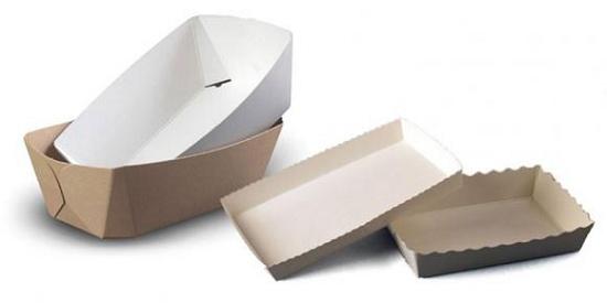 Foto de Cubetas rectangulares de envasado