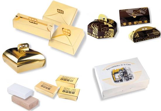 Foto de Cajas de cartón