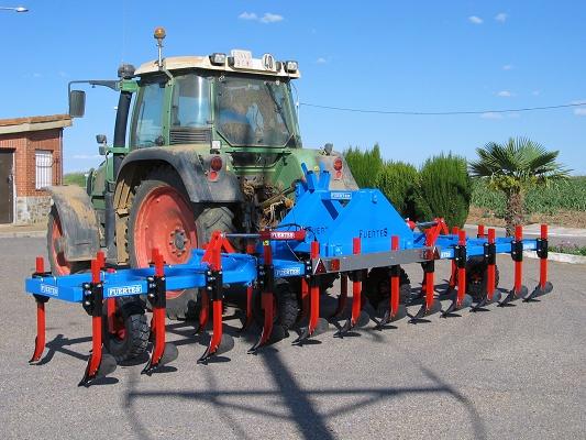 Foto de Cultivador de brazo recto