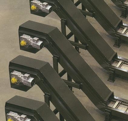 Foto de Transportadores de rascadores