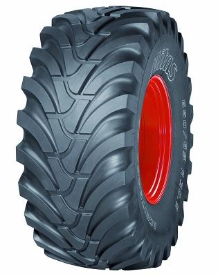 Foto de Neumáticos radiales agrícolas
