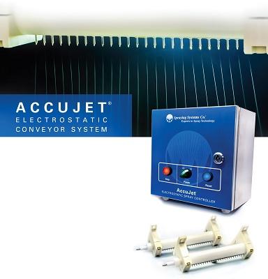 Foto de Sistema electrostático de lubricación