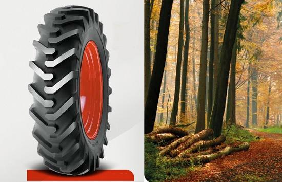 Foto de Neumáticos de maquinaria agroforestal