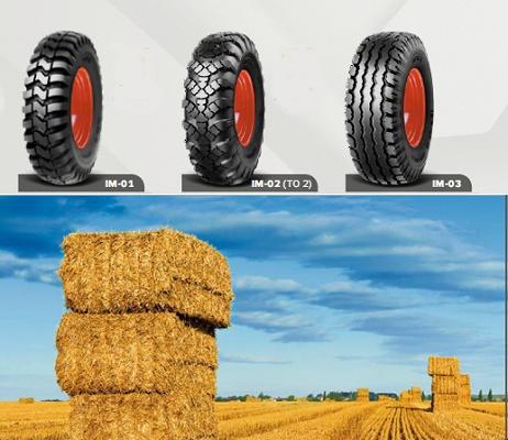 Foto de Neumáticos no motrices
