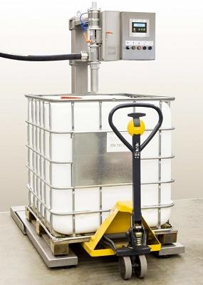 Foto de Sistemas de llenado manual para containers IBC