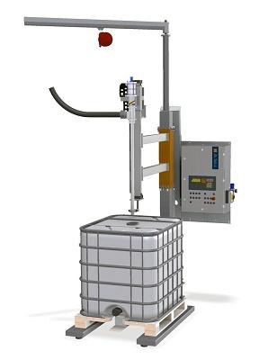 Foto de Sistemas de llenado para containers IBC