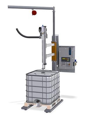 Foto de Sistema de llenado para containers IBC