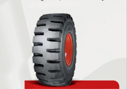 Foto de Neumáticos muevetierras radiales