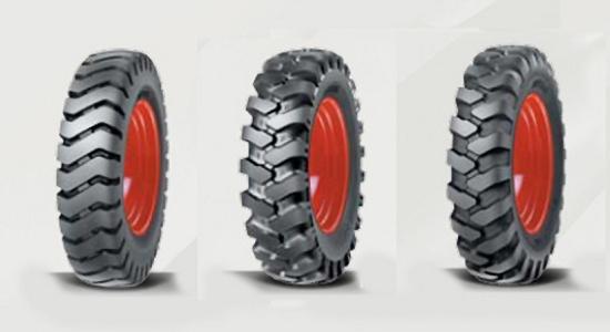 Foto de Neumáticos para excavadora