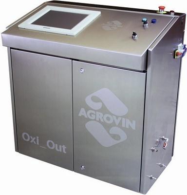 Foto de Equipo para la gestión del oxígeno