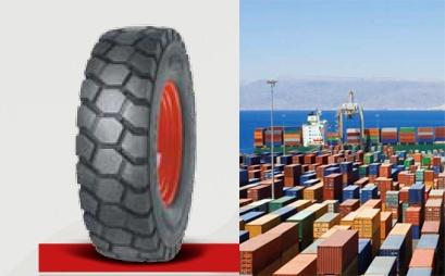 Foto de Neumáticos radiales industriales