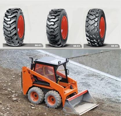 Foto de Neumáticos para miniexcavadoras