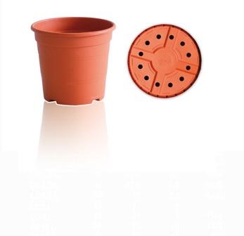 Foto de Macetas de plástico decorativas