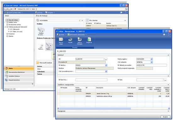 Foto de Software de trazabilidad