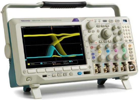 Foto de Osciloscopios