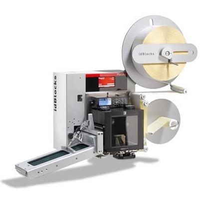 Foto de Impresora aplicadora para altas producciones