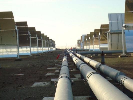 Foto de Plantas de energía termosolar