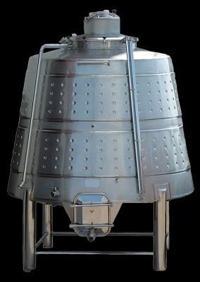 Foto de Depósitos de fermentación de tintos
