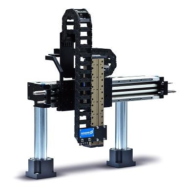 Foto de Sistemas modulares de ejes y pórticos