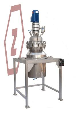 Foto de Reactores de hidrogenación piloto