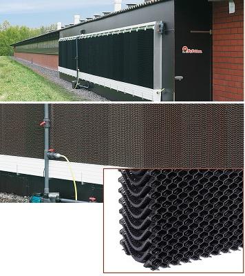 Foto de Sistemas de refrigeración con paneles de plástico