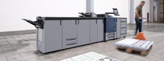 Foto de Prensa impresión digital