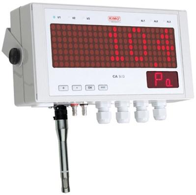 Foto de Transmisores de presión diferencial panelable