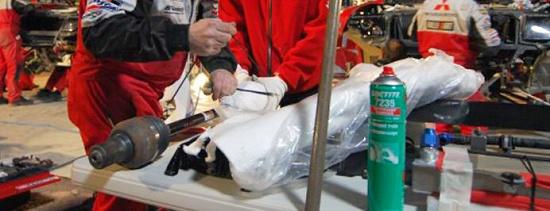 Foto de Limpiador de frenos, carburadores e inyectores
