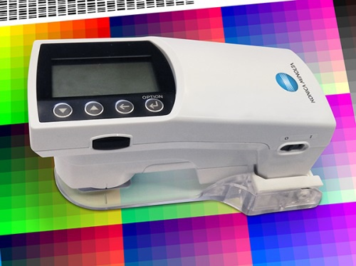 Foto de Espectrodensímetros