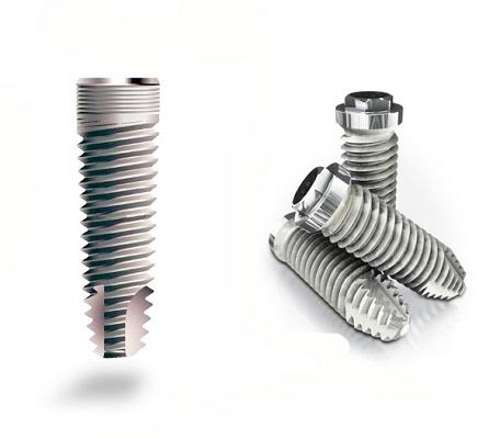 Foto de Implantes de titanio