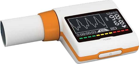 Foto de Espirómetros de diagnóstico