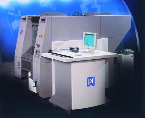 Foto de Impresora offset digital