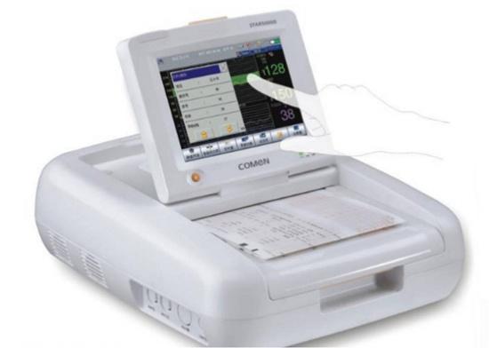 Foto de Monitores fetales
