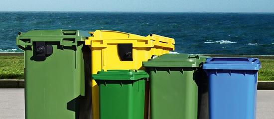 Foto de Contenedores de plástico