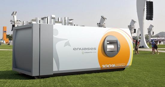 Foto de Autocompactadores solares