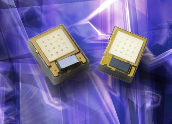Foto de LEDs ultravioleta