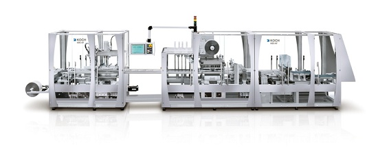 Foto de Máquinas para la formación de blísteres
