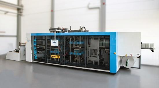 Foto de Máquinas de moldeo a presión automática