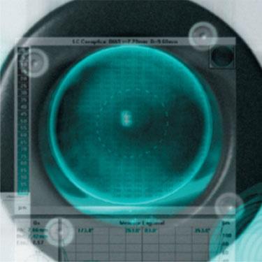 Foto de Módulos de adaptación de lentes de contacto