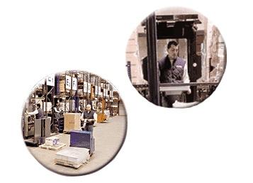 Foto de Servicios de logística, almacenaje y distribución