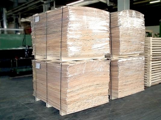 Foto de Chapas de madera