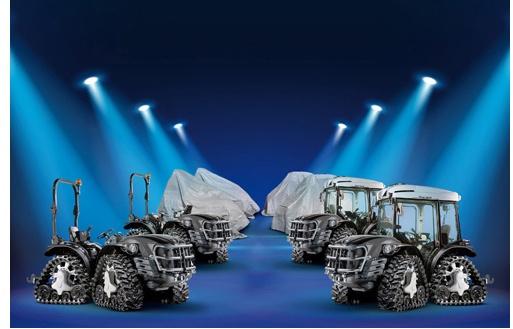 Foto de Tractores bicadenas