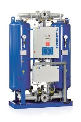 Foto de Secadores de adsorción de aire comprimido